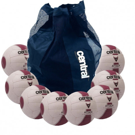 Central Attack Netball Ball Deal