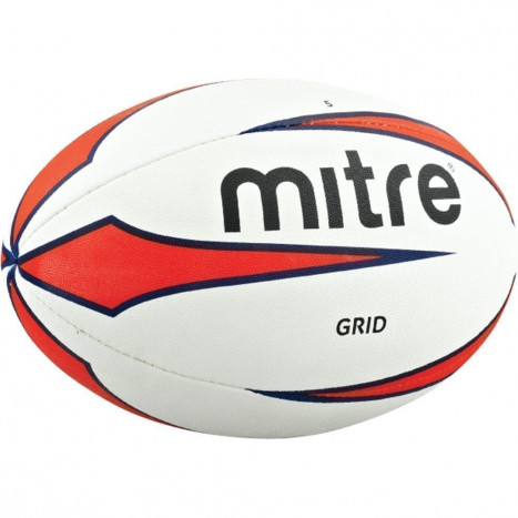 Mitre Grid Rugby Balls