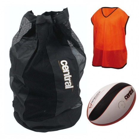 Central Coaching Rugby Pack