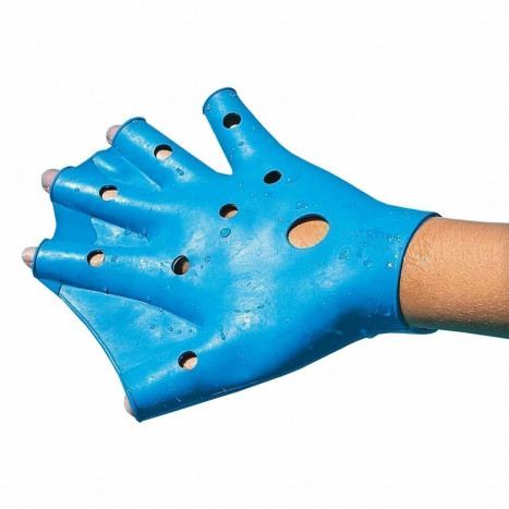 Thermoplastic Aquatic Mitts