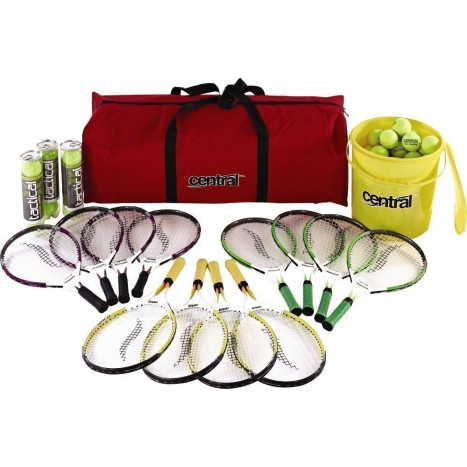 Central Zone Junior Tennis Pack