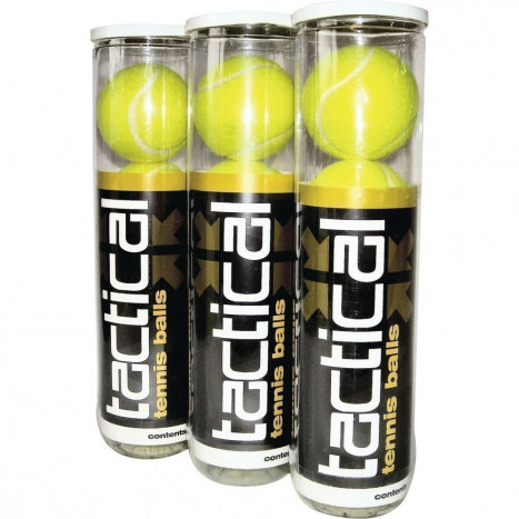 Tactical Championship Tennis Balls
