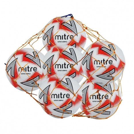 Mitre Super Dimple Football - 6 Ball Deal