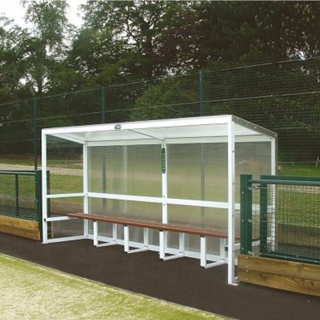 Harrod Uk Aluminium Team Shelters
