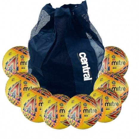 Mitre Delta Legend Fluo Replica Football Deal