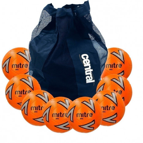 Mitre Impel Training Footballs - 10 Ball Deal