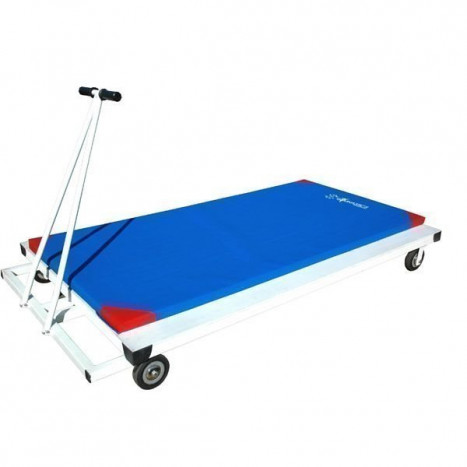Sure Shot Horizontal Gym Mat Trolley