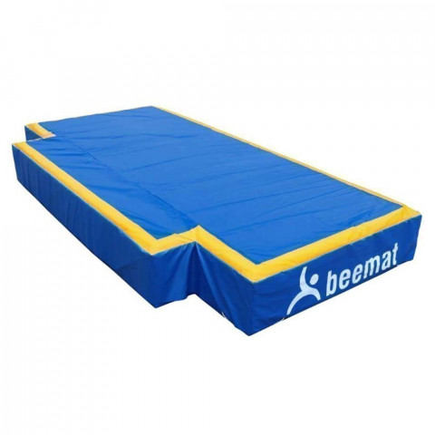 Beemat High Jump Landing Area Club Type With Cut Outs