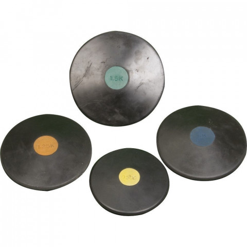 Central Rubber Discus