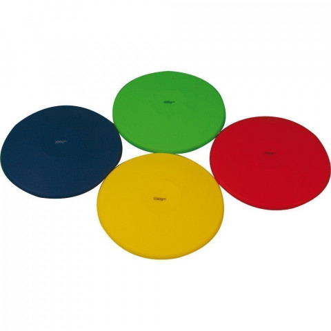 Discus PVC Flexible Set
