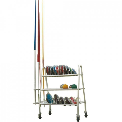 Discus/Shot/Javelin Trolley