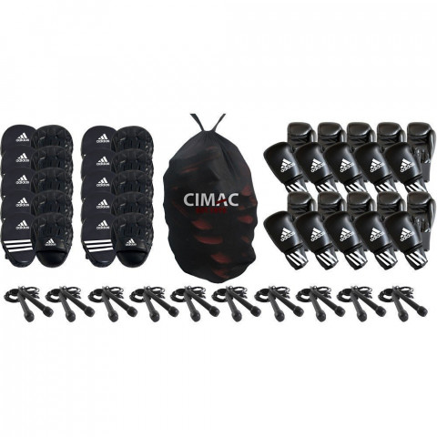 Adidas pack with Cimac bag