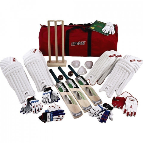 Central Junior Cricket Bumper Set Deal