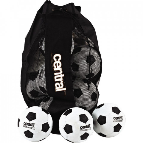 Central Dimple Football Deal, Size 4, pack of 12