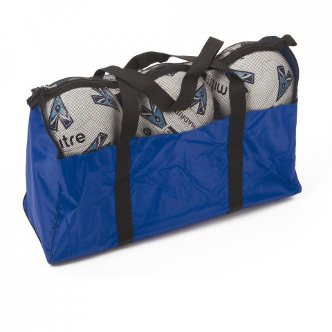 Central Zipped Mesh Top Team Kit Bag