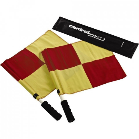Central Linesman Flags and Flagsticks