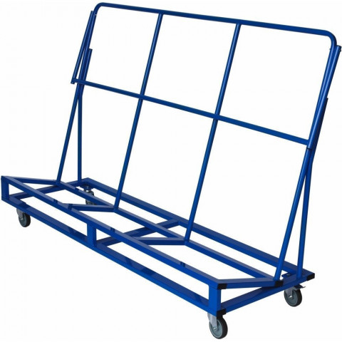 Incline Vertical Mat Trolley