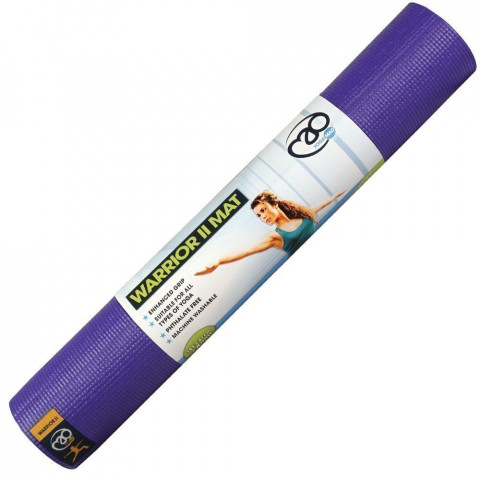 Yoga Mad Warrior II Mat