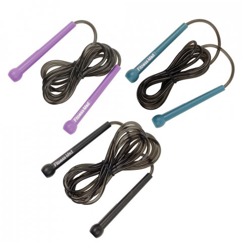 Fitness Mad Studio Prospeed Skipping Ropes