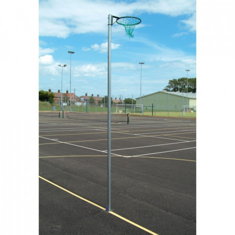 Harrod Socketed Netball Posts