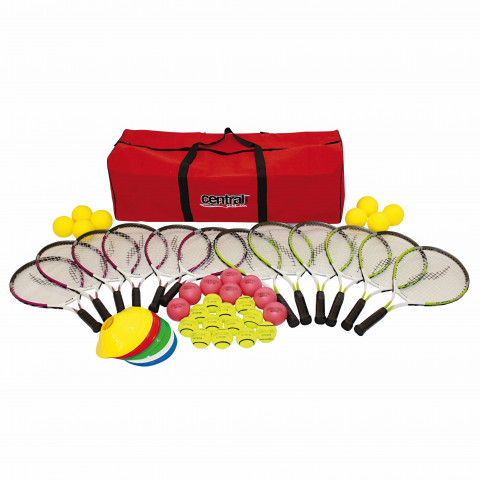 Central Skillbuilder Tennis Set