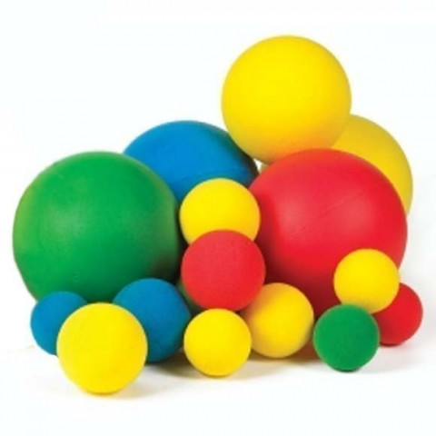 Heavyweight Foam Balls
