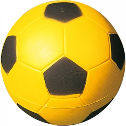 Foam Skinned Soccer Ball