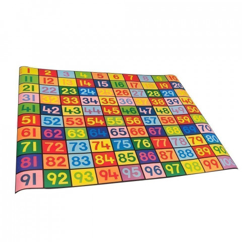 Super Giant Numbers Mat