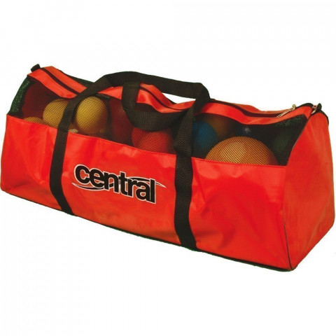 Central Medium Holdall With Mesh Panel