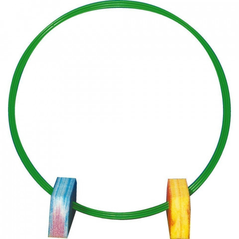 Foam Hoop Stands