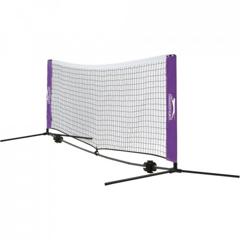 Slazenger Mini Tennis Quick Assembly Post/Net