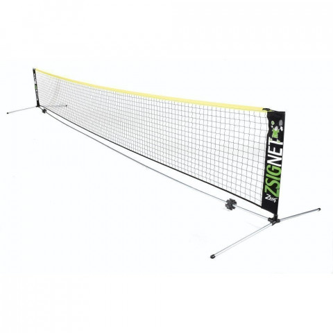 Zsignet 20ft Full-Size Mini Tennis Net System
