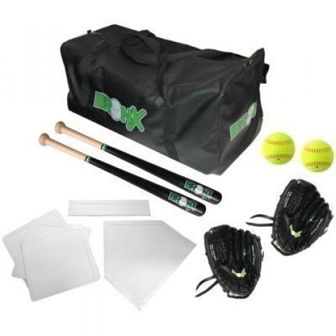 Bronx Softball Starter Pack - 4 Player