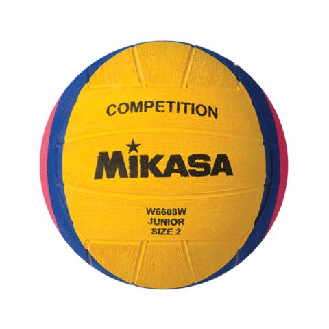 Mikasa W6608W Water Polo Ball, Size 2 Junior