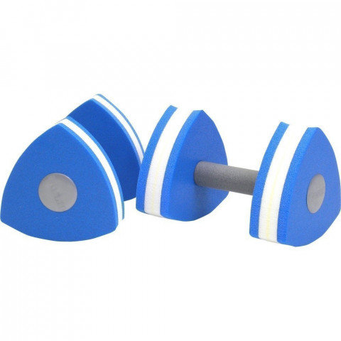 Triangular Aqua Dumbells