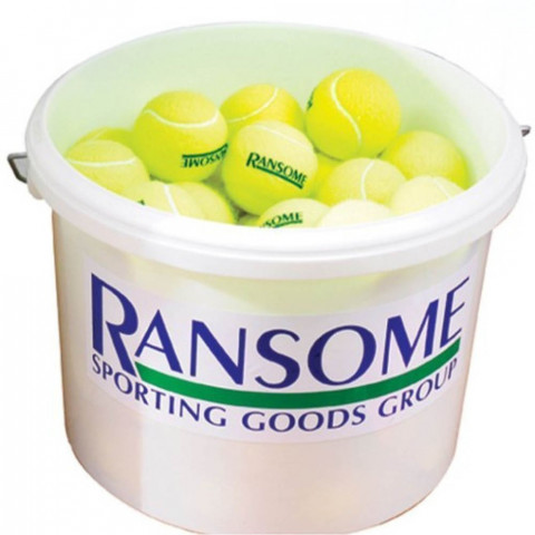 Ransome Practice Tennis Balls