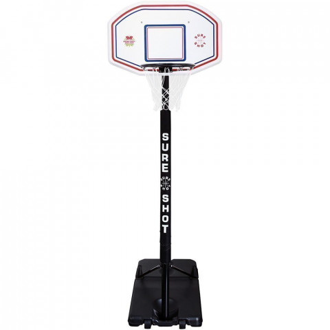 Sure Shot 514 Telescopic Portable Basketball Unit