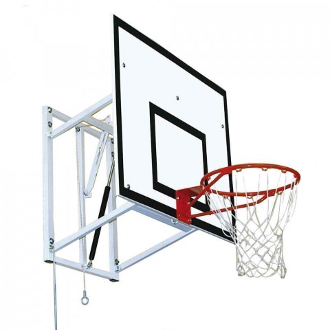 Adjustable Height Basketball Goal