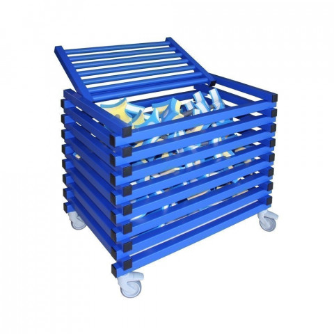 Vendiplas Raft Trolley