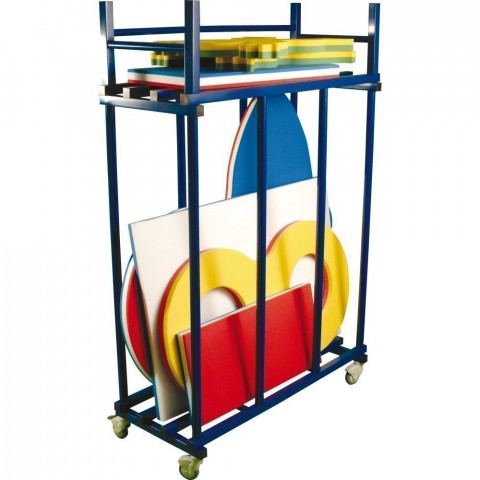 Vendiplas Playraft Storage Trolley