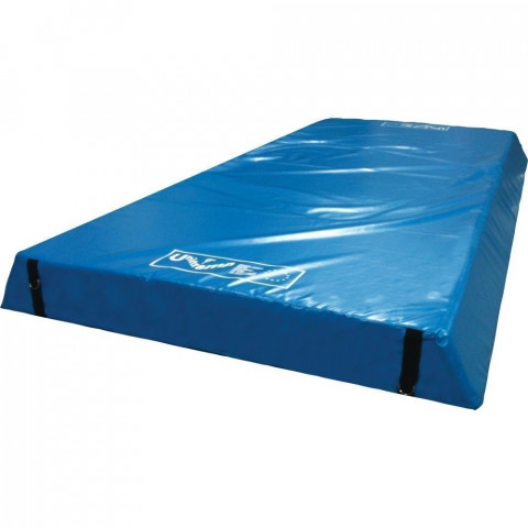 Double Wedge Trampoline Mat