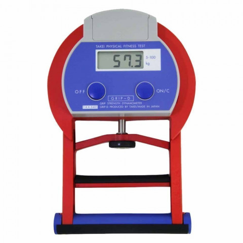 Grip Dynamometer, Digital Version
