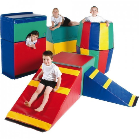 Jump for Joy Gymnastic Set