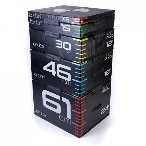 Jordan Plyometric Box - Set Of 5