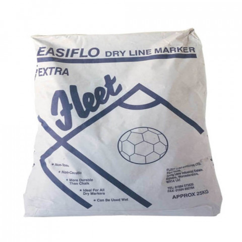 Easiflo White Mineral Powder