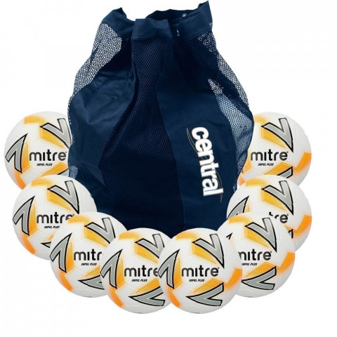 Mitre Impel Plus 10 Ball Deal