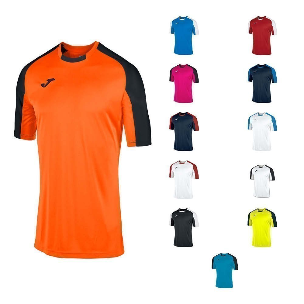 Joma Essential Short Sleeve Youths T-Shirt