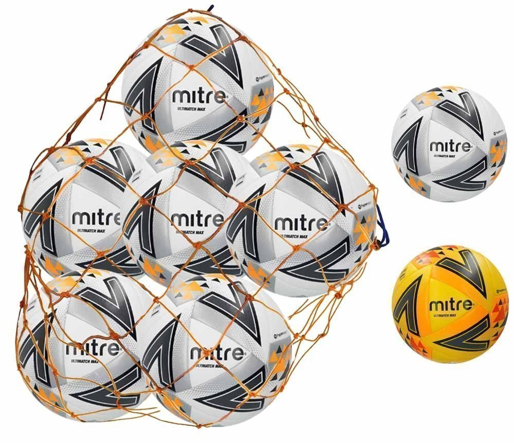Mitre Ultimatch Max 6 Ball Deal