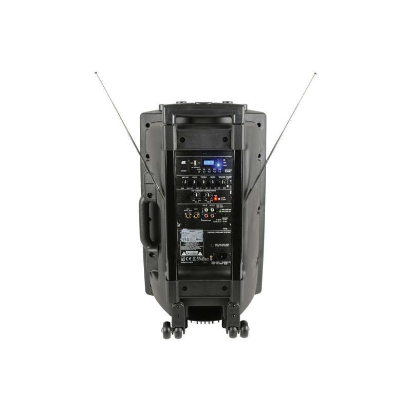 QR12 PA System with Bluetooth