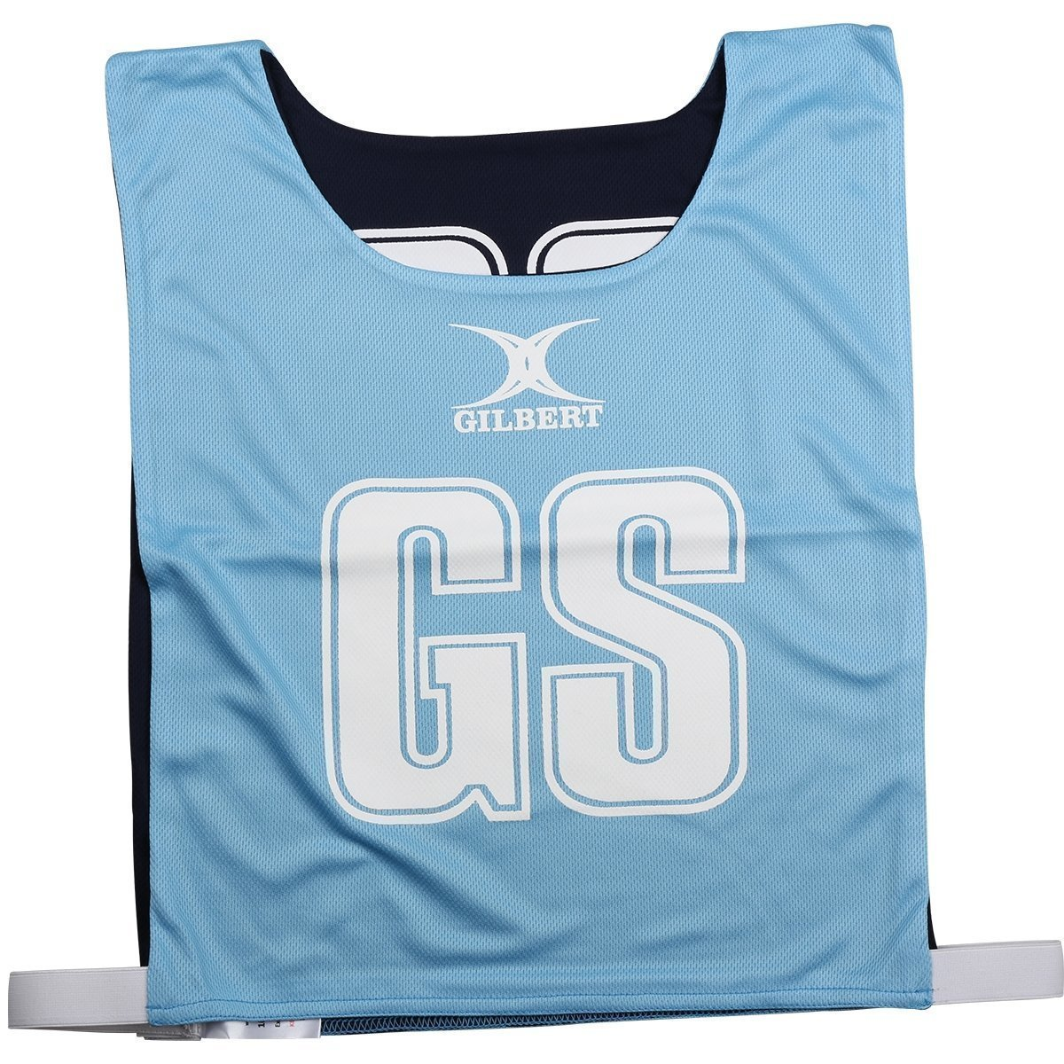 Gilbert Reversible Netball Bibs Set